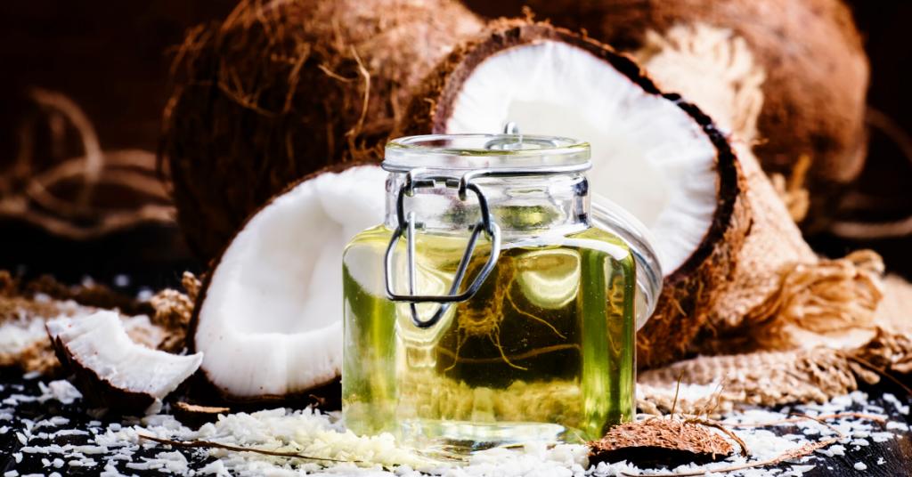 Olej kokosowy nadaje się do gotowania
