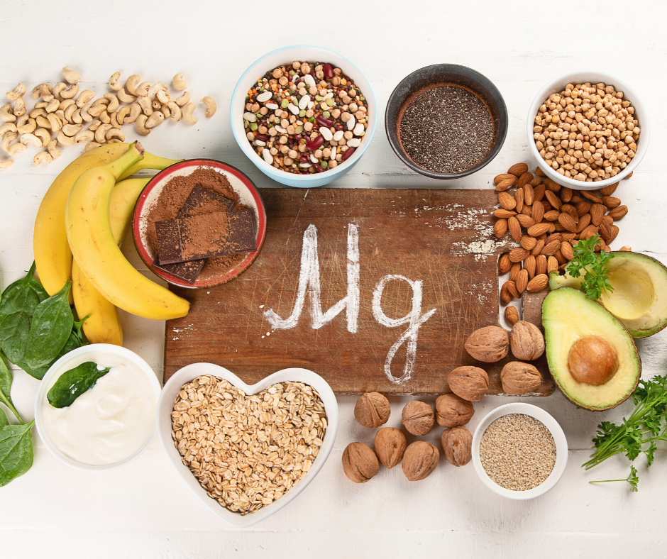 Źródła Magnezu w diecie